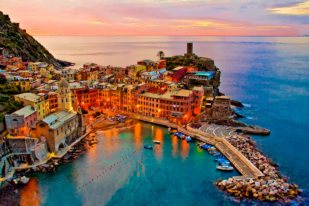 Cinque Terre, Rome, & Tuscany Workshop Tours