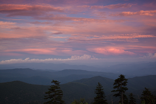 Sunset #2 - Clingmans Dome