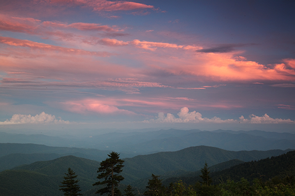 Sunset #3 - Clingmans Dome