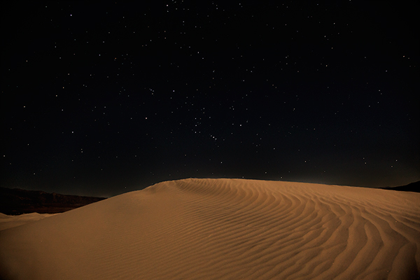 Under the Moonlight - Death Valley