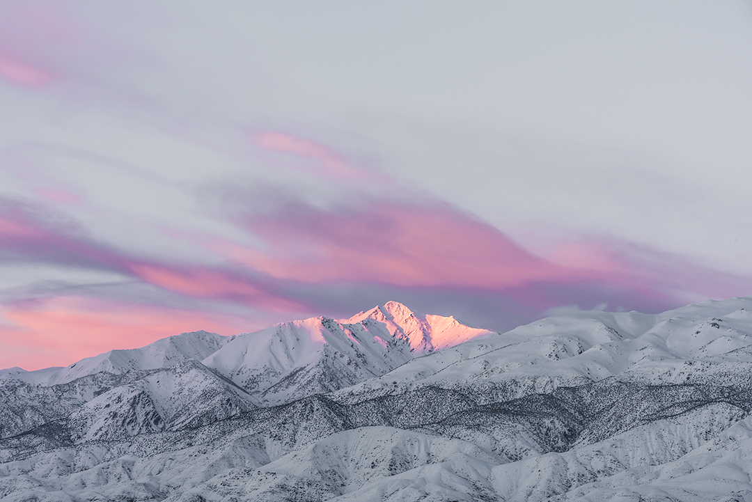 Sierra Sunrise