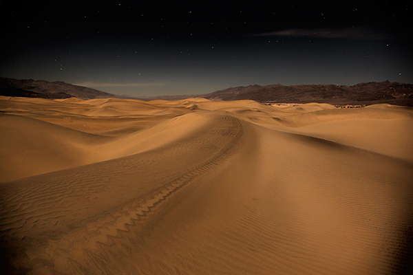 Desert Sands - Death Valley