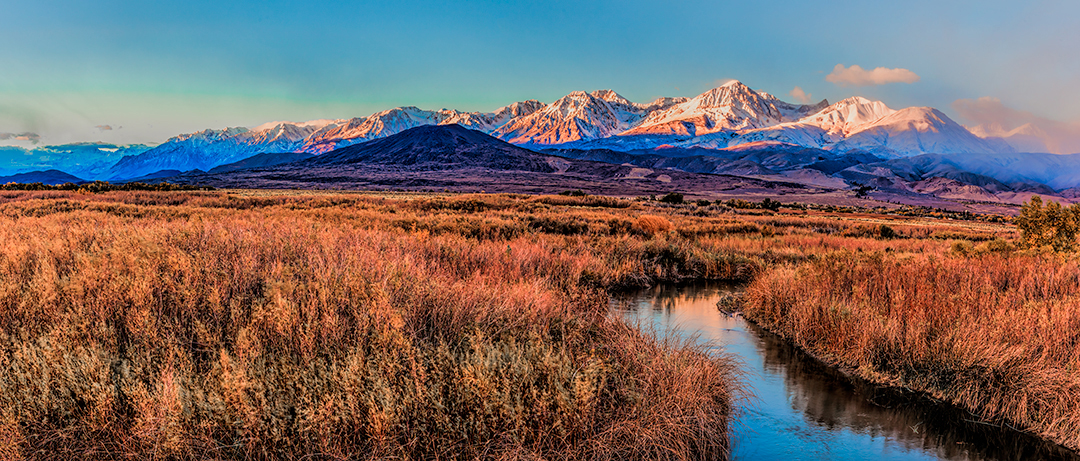 Eastern Sierra's dark skies field workshop